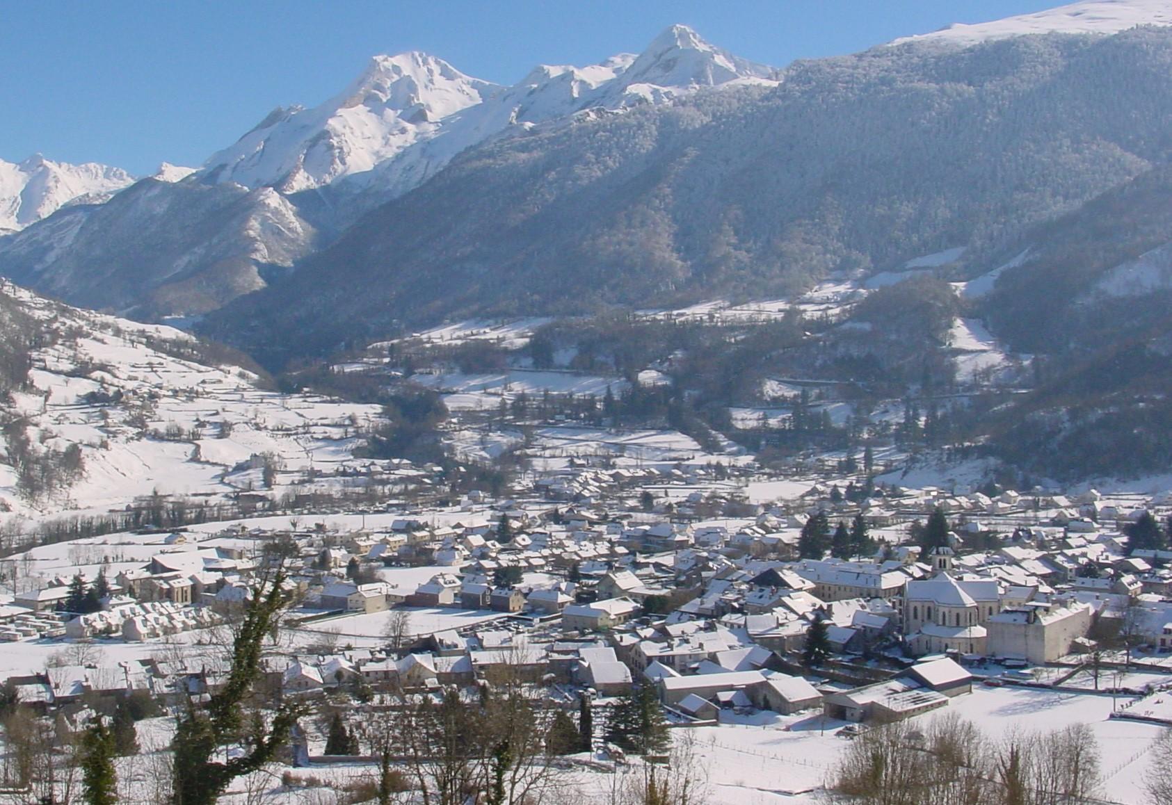 Village de Laruns